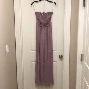 David's Bridal Style-Your-Way Bridesmaid Dress